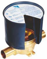 Deltamess Unterputz-Einbausatz für Wasserzähler