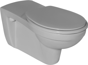IS Wandtiefspül-WC CONTOUR 21 barrierefrei (Beschichtung: ohne)