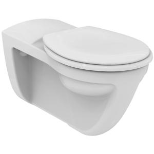 IS Wandflachspül-WC CONTOUR 21 barrierefrei (Beschichtung: ohne)