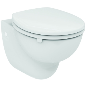 IS Wandtiefspül-WC CONTOUR 21 Plus spülrandlos