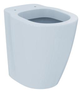 IS Standtiefspül-WC CONNECT FREEDOM erhöhte Sitzposition (Beschichtung: ohne)