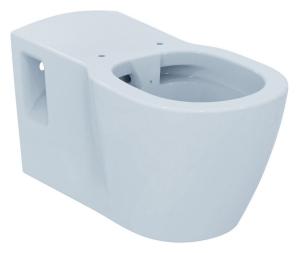 IS Wandtiefspül-WC CONNECT FREEDOM ohne Spülrand, barrierefrei (Beschichtung: ohne)
