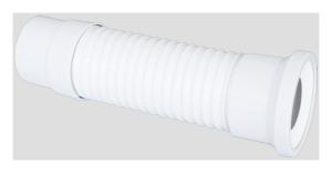 Sanit WC-Anschlussrohr DN100 flexibel