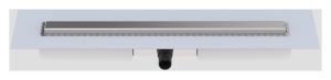 SANIT Duschrinne ES 50 höhenverstellbar waagerecht Höhe 62mm (Variante: 650/50/62mm)