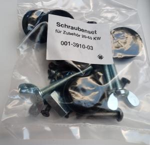 ETA Schraubenset für Zubehör 20-60KW SH