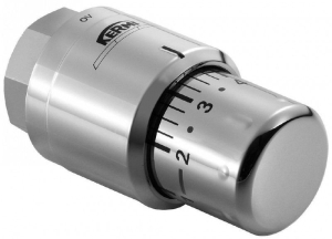Kermi Thermostatkopf (Variante: weiß)