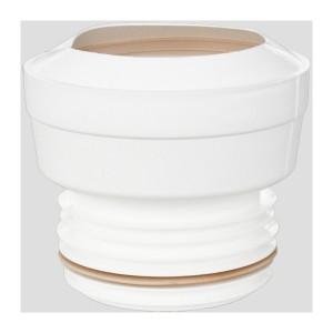 SANIT WC-Manschette DN100 d:108-114mm für Rohr ohne Muffe