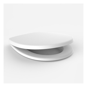 Sonderangebot SANIT WC-Sitz 3000, mit Edelstahlscharnieren, alpin-weiß