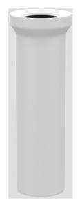 Sonderangebot SANIT WC-Anschlussstutzen 400mm DN100 manhattan
