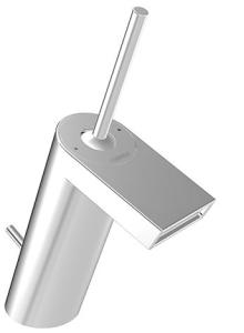 Hansastela Waschtisch- Einhand-Einlochbatterie mit Hansaflow Strahlformer