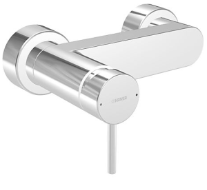 HANSASTELA  Einhand-Brause-Batterie, DN 15 (G 1/2)