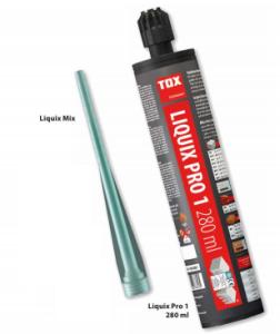 Tox Verbundmörtelset 280ml Kartusche