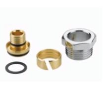 Danfoss Klemmringsatz für Alupex-Rohre 16x2,0mm