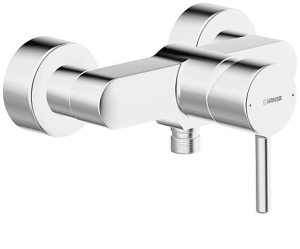 Hansavantis Style Einhand-Brause-Batterie, DN 15 Pinhebel