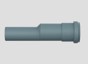SANIT Reduzierstück 40x50mm