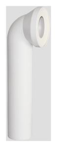 SANIT WC-Anschlussbogen 90Gr DN90 weiß