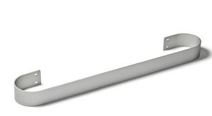 Vasco Alu-Zen Handtuchbügel (Breite: 375mm)