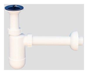 SANIT Flaschengeruchsverschluss 609/1 G1 1/4x32