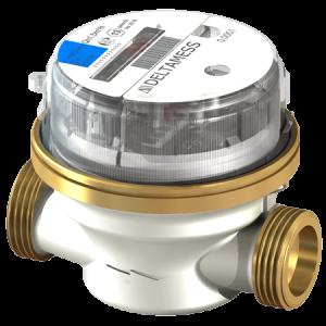 Deltamess DELTA AP smart M G½ AG x 80 mm Aufputz-Wasserzähler (Variante: Kaltwasser)