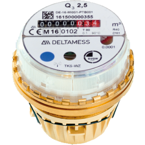 Deltamess Austausch Trockenkapsel TKS smart M Q3 2,5 (Variante: Kaltwasser)