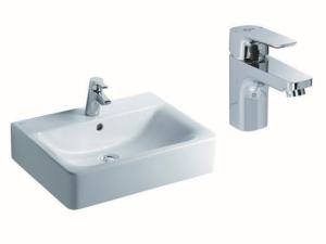 IS Waschtisch-Kombipaket Connect inkl. Waschtischarmatur