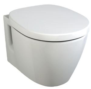 IS Wandtiefspül-WC kompakt CONNECT (Beschichtung: ohne)