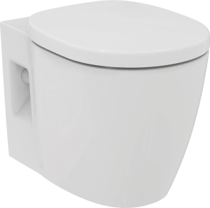 IS Wandtiefspül-WC CONNECT FREEDOM erhöhte Sitzposition (Beschichtung: ohne)