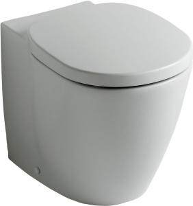 IS Standtiefspül-WC CONNECT (Beschichtung: ohne)