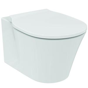 IS Wandtiefspül-WC CONNECT AIR, spülrandlos, (Beschichtung: ohne)