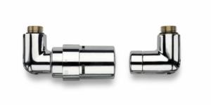 Vasco Design-Ventilgarnitur Eckausführung Links