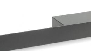 Vasco Alu-Zen Handtuchbügel Multi rechts (Farbe: S600 Strukturweiß)