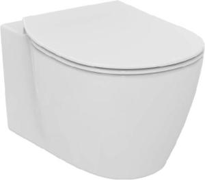 IS Wandtiefspül-WC CONNECT unsichtbare Befestigung (Beschichtung: ohne)