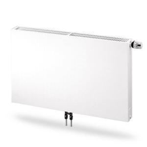 Purmo Plan Ventil Compact Mittelanschluss Typ 22, Bauhöhe:400mm