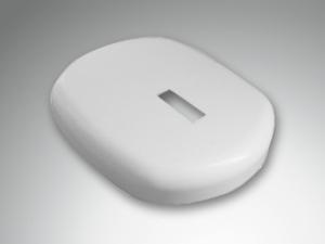 Sonderangebot Purmo Delta Laserline Fußplattenabdeckung für SK2 und FK4