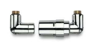 Vasco Design-Ventilgarnitur Eckausführung Rechts