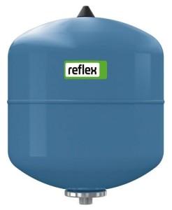 Reflex Ausdehnungsgefäß DE 8-33 Liter (Variante: ?refix DE? 8 Liter)