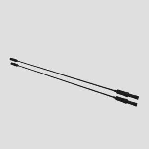 SANIT Druckspiralen (2 Stück) 1m UP-Spülkasten kleine Revisionsöffnung