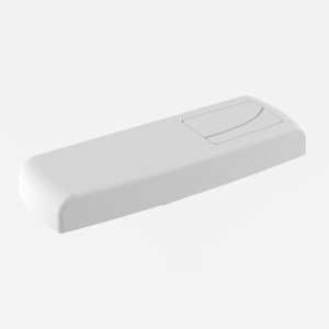SANIT Deckel mit Tasten Spülkasten 928/2V weiß