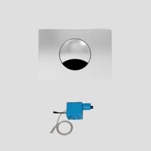 SANIT WC- Infrarot Steuerung S705 INEO chrom