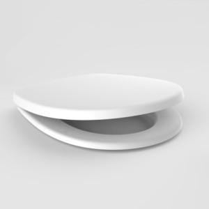 Sanit WC-Sitz 3000D mit Absenkautomatik (Variante: Farbe alpin-weiß)