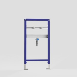 SANIT Waschtisch-Element INEO Einlocharmaturen BH 985mm