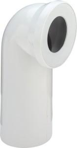 Viega WC Anschlussbogen 90 Grad 3811 DN100 weiß