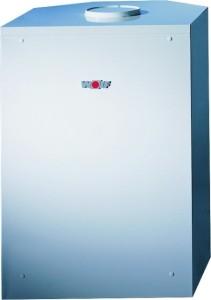 Wolf CSW-120 ComfortLine Stehender Speicher-Wassererwärmer aus Stahl mit Emaillierung
