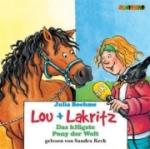 Lou + Lakritz: Das klügste Pony der Welt (CD)