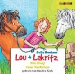 Lou + Lakritz: Ein Pony zum Verlieben (CD)
