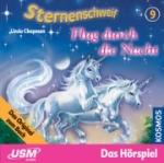 Sternenschweif Band 9 - Flug durch die Nacht (CD)