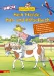 Conni und Flecki: Mein Pferde - Mal- und Rätselbuch