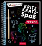 Kritzkratz-Spaß - Pferde
