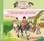 Leo & Lolli: Ein Esel geht zur Schule (CD)