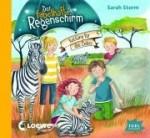Der fabelhafte Regenschirm: Rettung für das Zebra (CD)